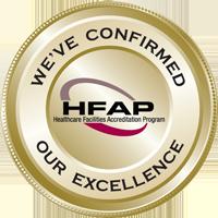 HFAP Seal