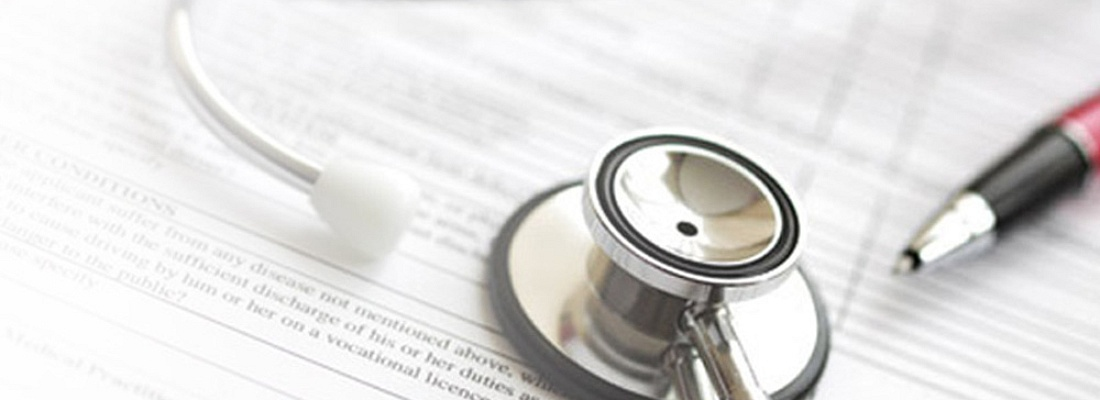 stethoscope, providers menu bakcground