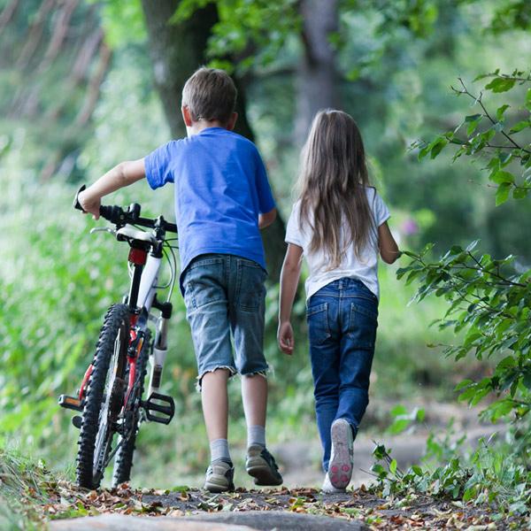 children covid stress